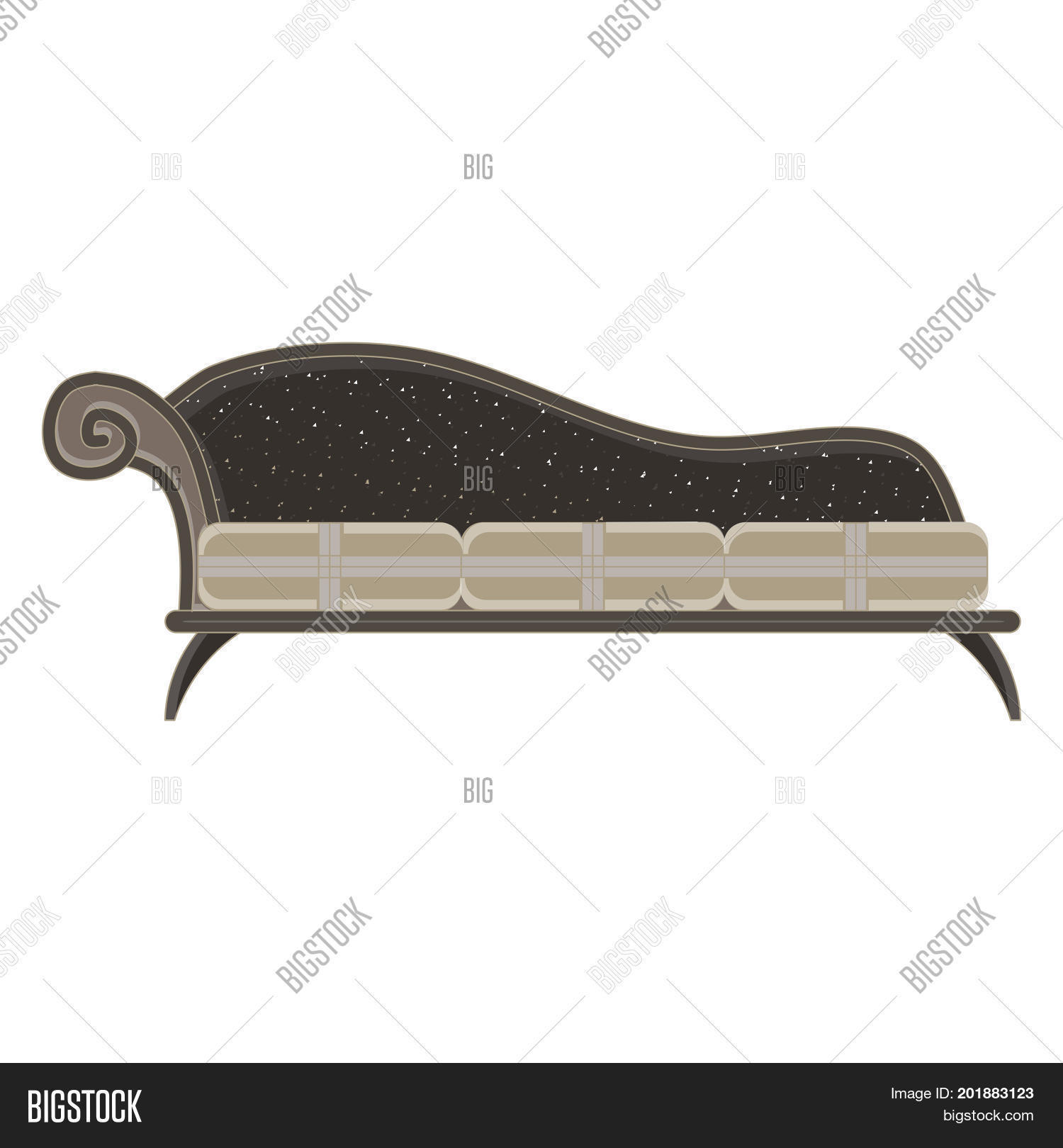 Sofa Texture Vector Vector Classic Sofa Vector Photo Free Trial Bigstock