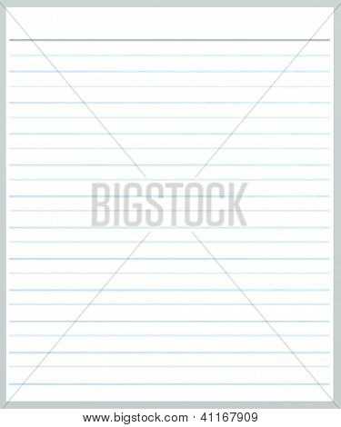 Sheet Grey Color Lined Paper Image  Photo Bigstock - color lined paper
