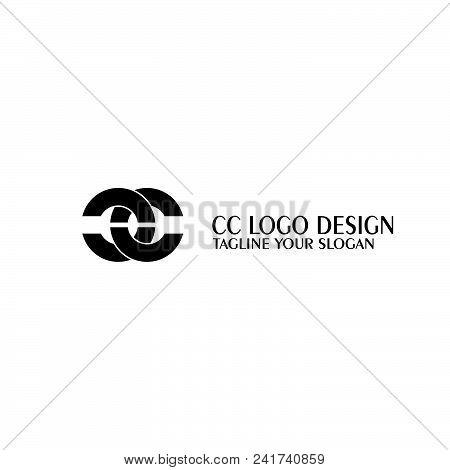 C C Letter Logo, Vector  Photo (Free Trial) Bigstock