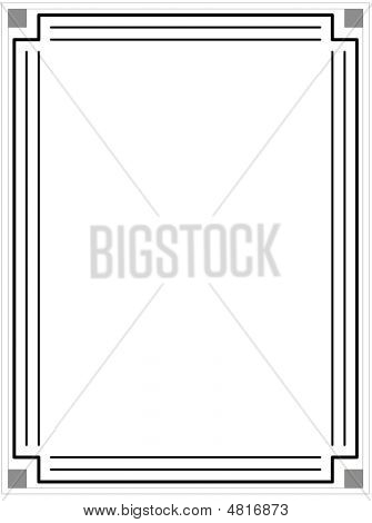 Background Black Vector  Photo (Free Trial) Bigstock - black border background