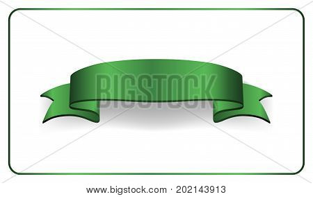 Ribbon Banner Satin Vector  Photo (Free Trial) Bigstock