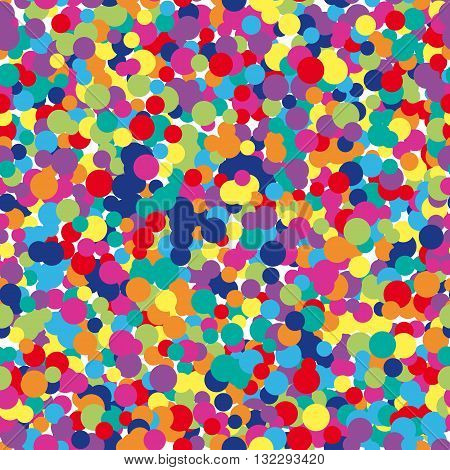 Colorful Abstract Dot Vector  Photo (Free Trial) Bigstock