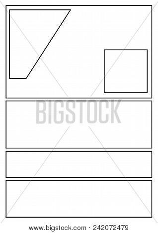 Comic Storyboard Image  Photo (Free Trial) Bigstock