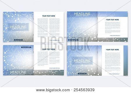 Scientific Templates Vector  Photo (Free Trial) Bigstock