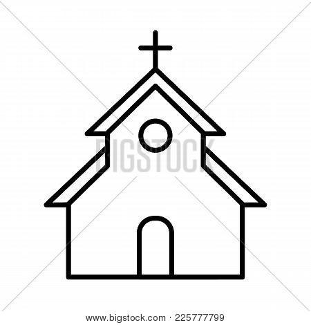 Church Vector Icon Vector  Photo (Free Trial) Bigstock