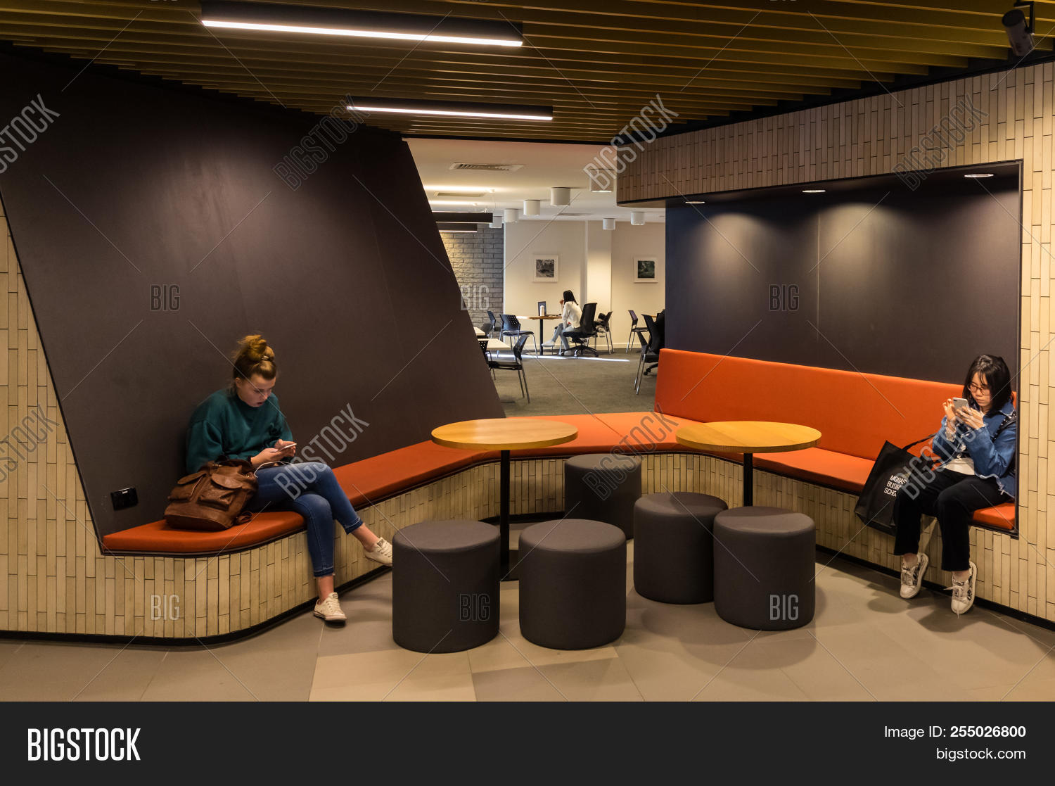 Library Furniture Australia Melbourne Australia Image Photo Free Trial Bigstock