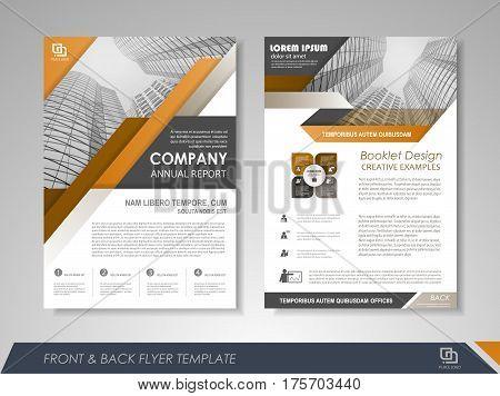 Modern Orange Vector  Photo (Free Trial) Bigstock