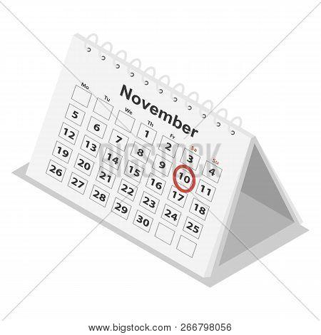 Office Carton Calendar Image  Photo (Free Trial) Bigstock