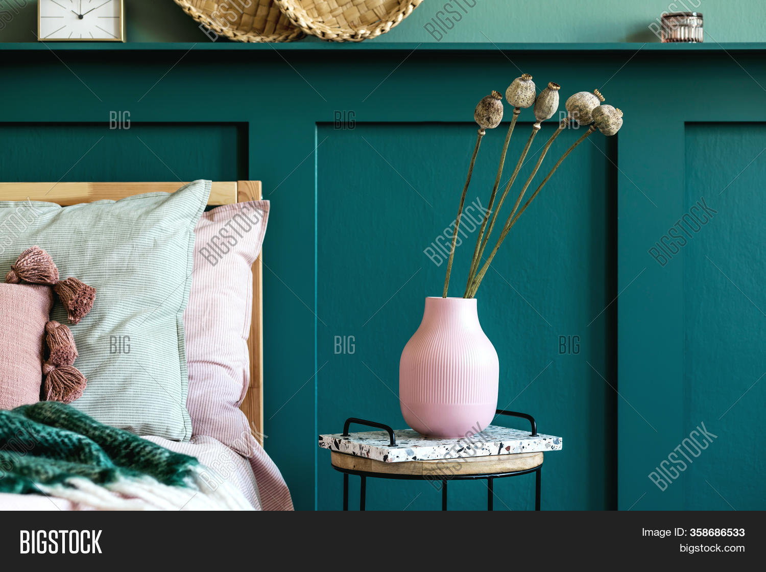 Stylish Composition Image Photo Free Trial Bigstock