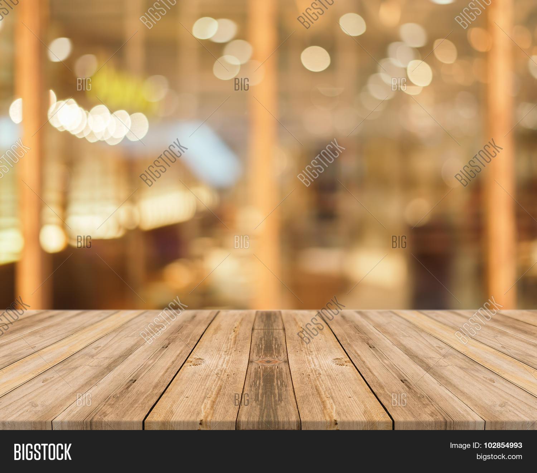 Blur 3d Wallpaper Wooden Board Empty Table Blur Image Amp Photo Bigstock