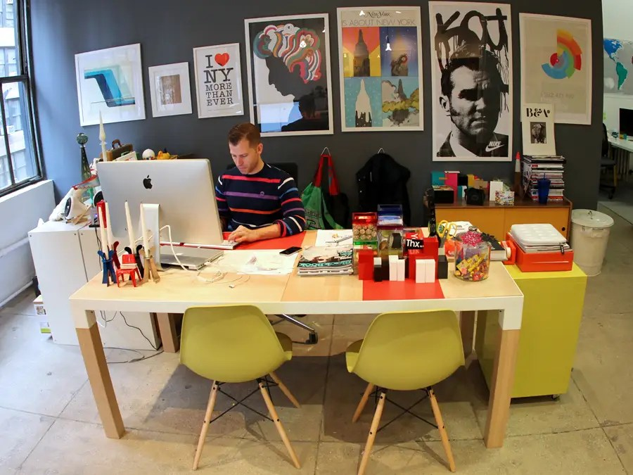 Cool Offices In Tech Fab Tour