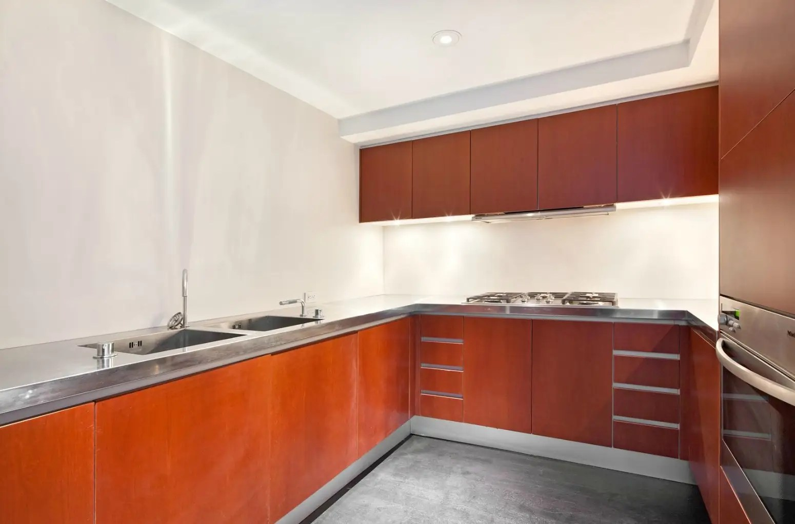 Stainless Steel Cabinets And Countertops Karl Lagerfeld Sells Gramercy Park Apartment Business