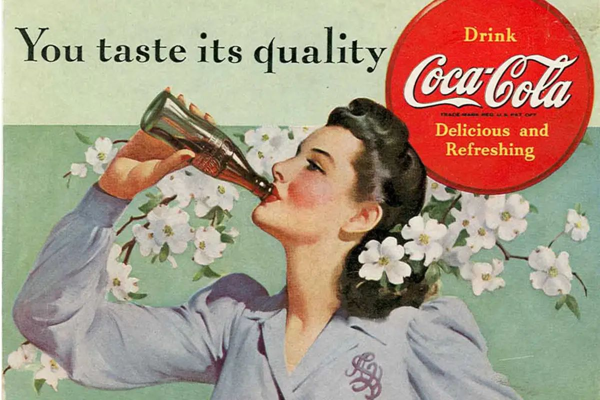 Coca cola ads images amp pictures becuo - 1920s Advertisements Coca Cola Images Amp Pictures Becuo A Vintage American Ad Download