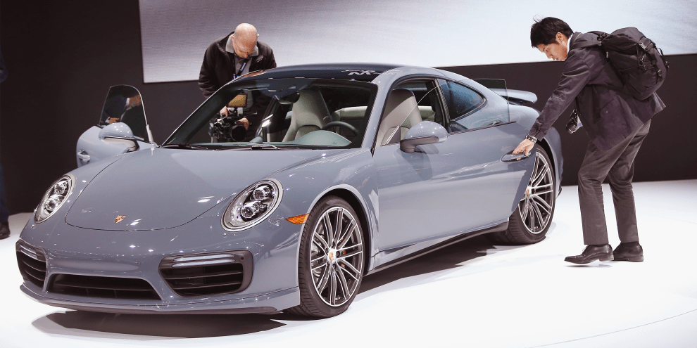 Porsche fans rejoice: The new generation 911 Turbo and Turbo S are here.