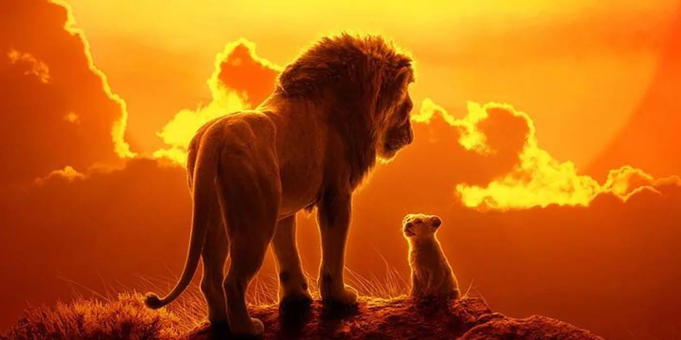 disney the lion king movie 2019 previews