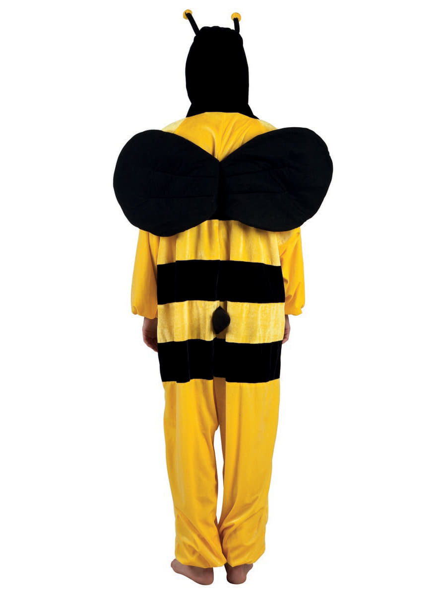 Application Decoration Adult's Stuffed Bee Costume
