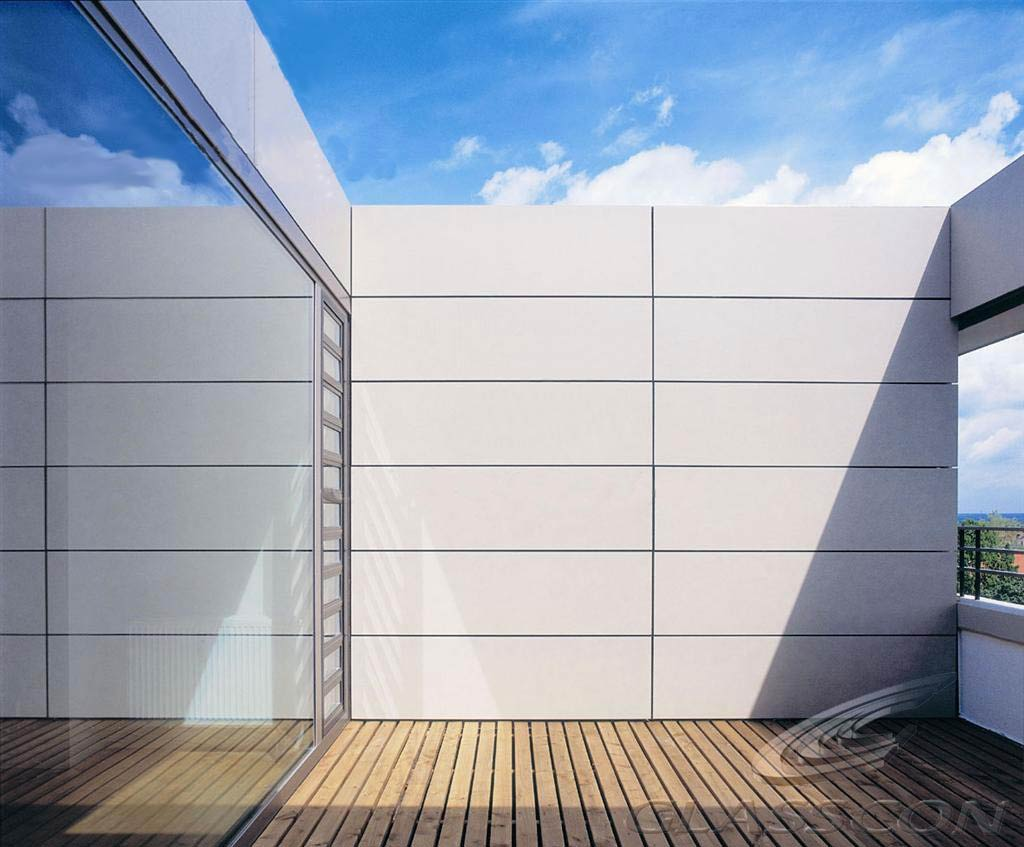 Eternit Fassade Verdeckte Befestigung FaserΖΕΜΕΝΤ Platten Eternit Glasscon Gmbh Architectural