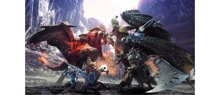 Call Of Duty Wallpaper Hd Monster Hunter World Test Pc Xbox One Ps4 Millenium
