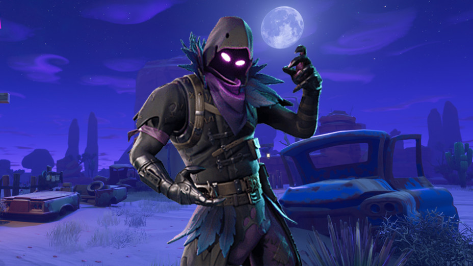 Zombies Animated Wallpaper Hd Fortnite Skin L 233 Gendaire Corbeau Raven Millenium