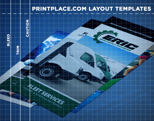 Pamphlets Templates Free Download PrintPlace - pamphlet layout template
