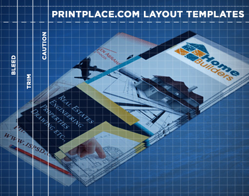 Rack Cards Templates Free Download PrintPlace