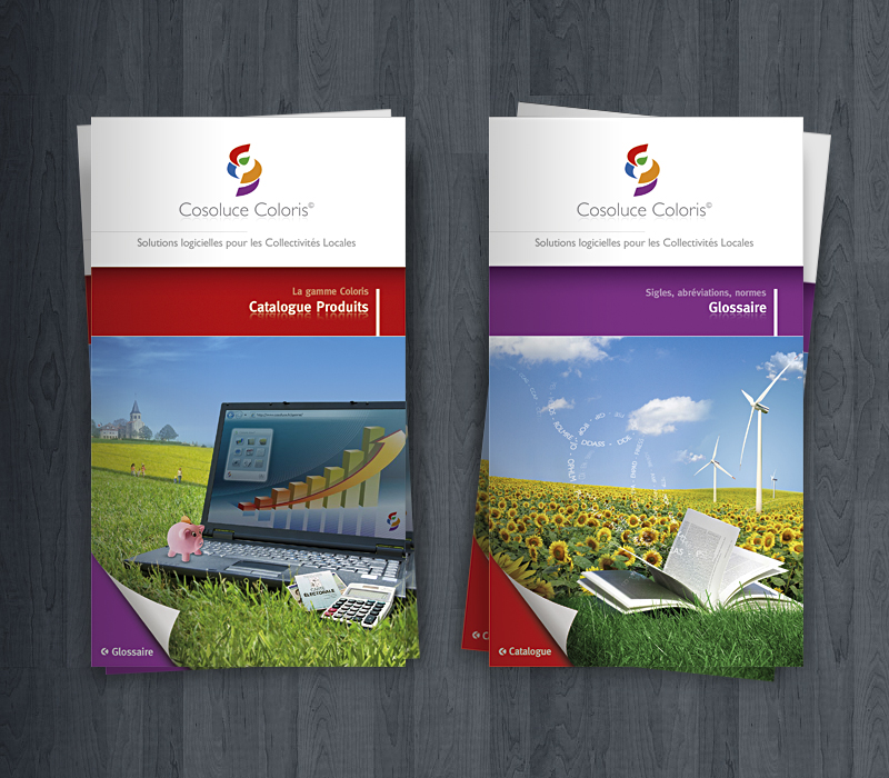 Inspiring Brochure and Catalog Examples - services catalogue examples