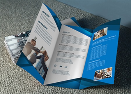 Custom Brochure Printing - Design and Print Brochures PrintPlace