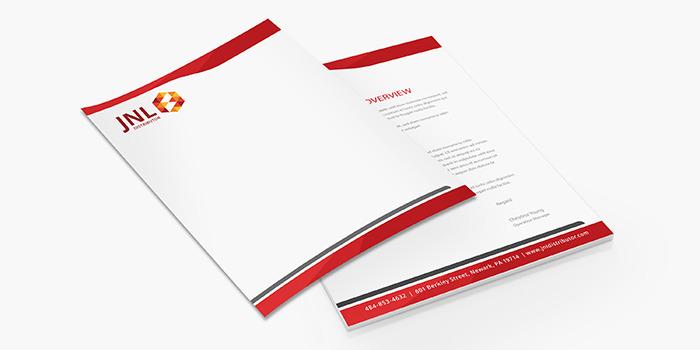 Letterhead Printing PrintRunner