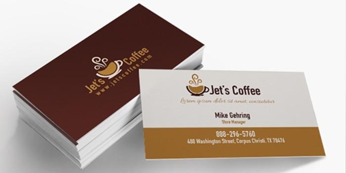Standard Business Card Printing Online PrintRunner