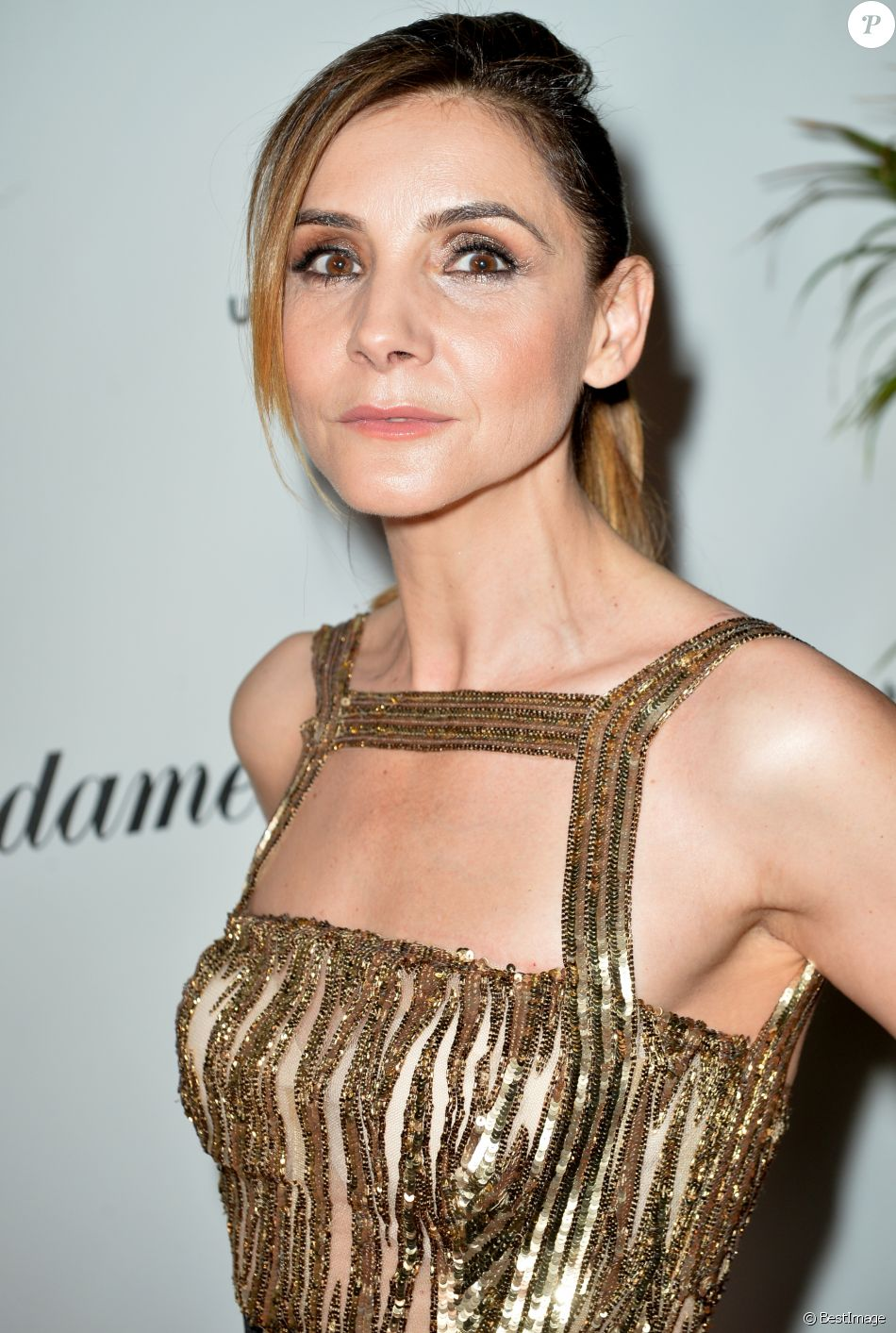 Terrasse Unifrance Cannes Semi Exclusif Clotilde Courau Madame Figaro Chopard Et