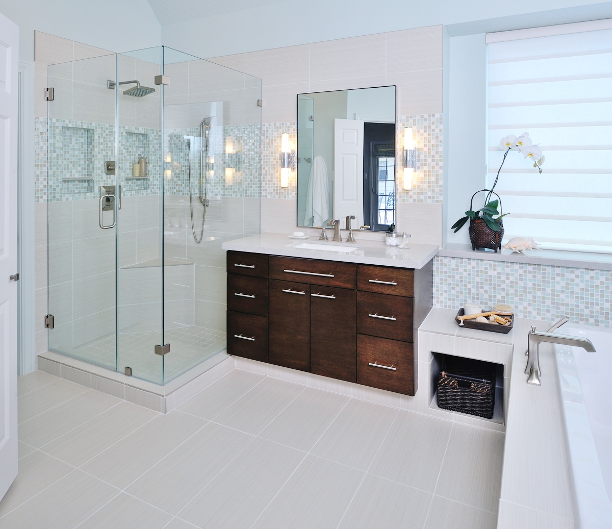 Designing A Small Bathroom 11 Simple Ways To Make A Small Bathroom Look Bigger Designed