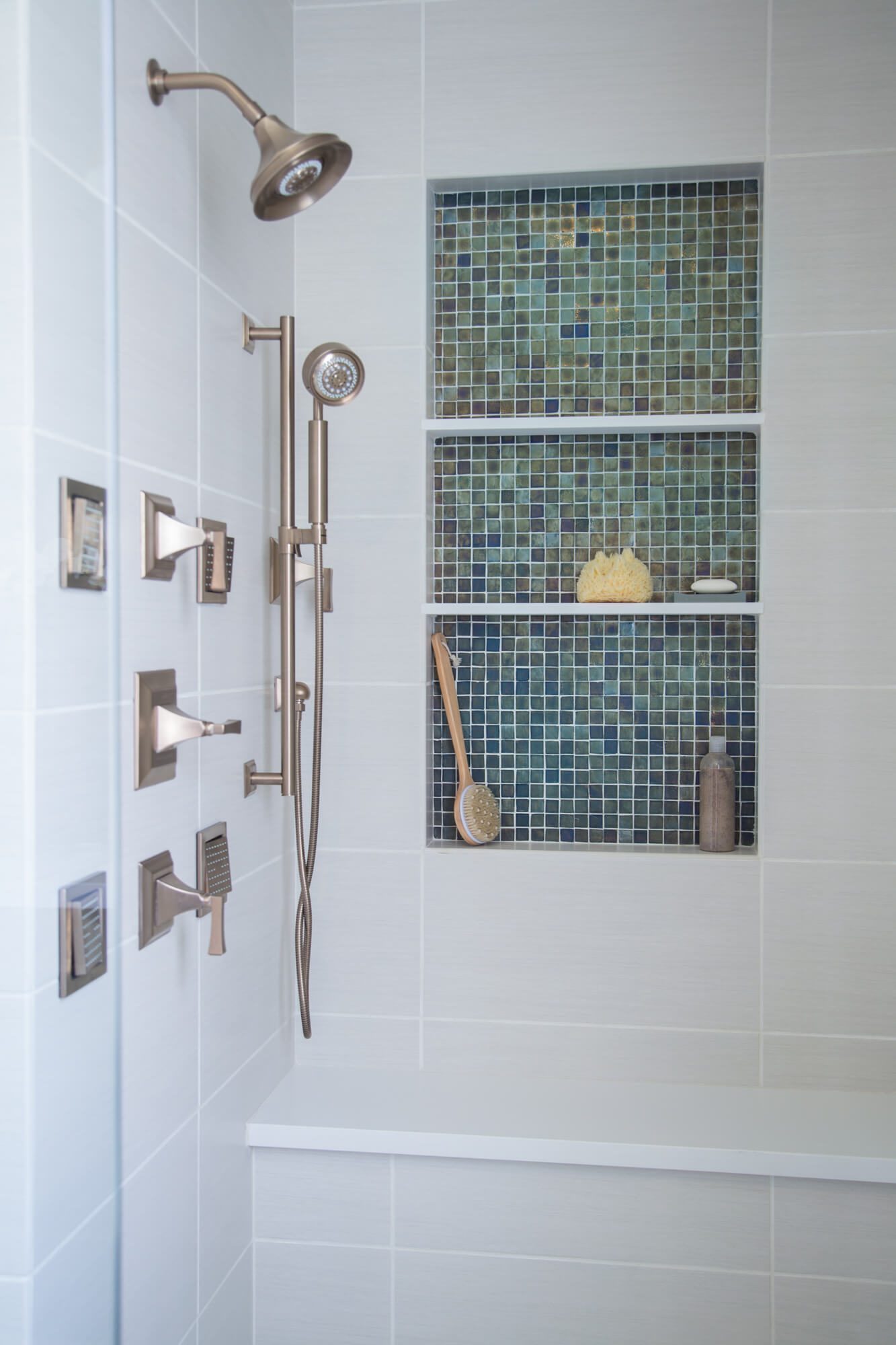 Bath With Shower 25 Beautiful Shower Niches For Your Beautiful Bath Products Designed