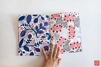 Dinara Mirtalipova's Book of Patterns  UPPERCASE