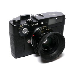 Small Crop Of Leica Film Camera