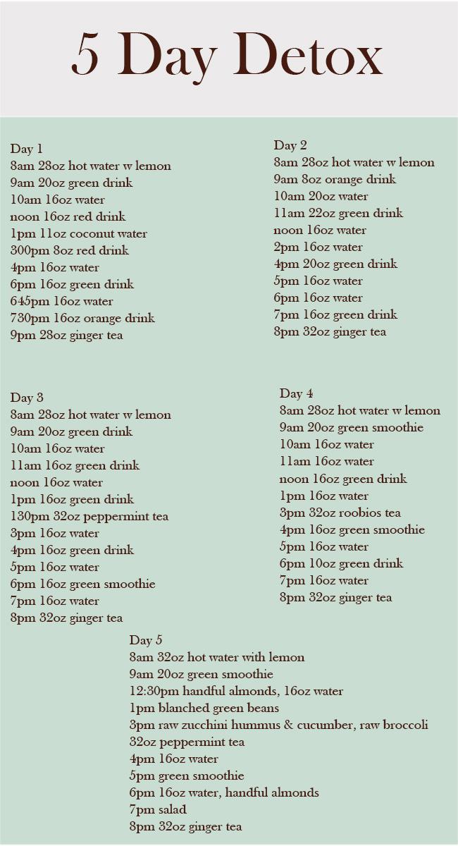 5 Day Juice Cleanse Recap \u2014 YOGABYCANDACE