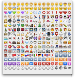Instagram Emoticons Meaning