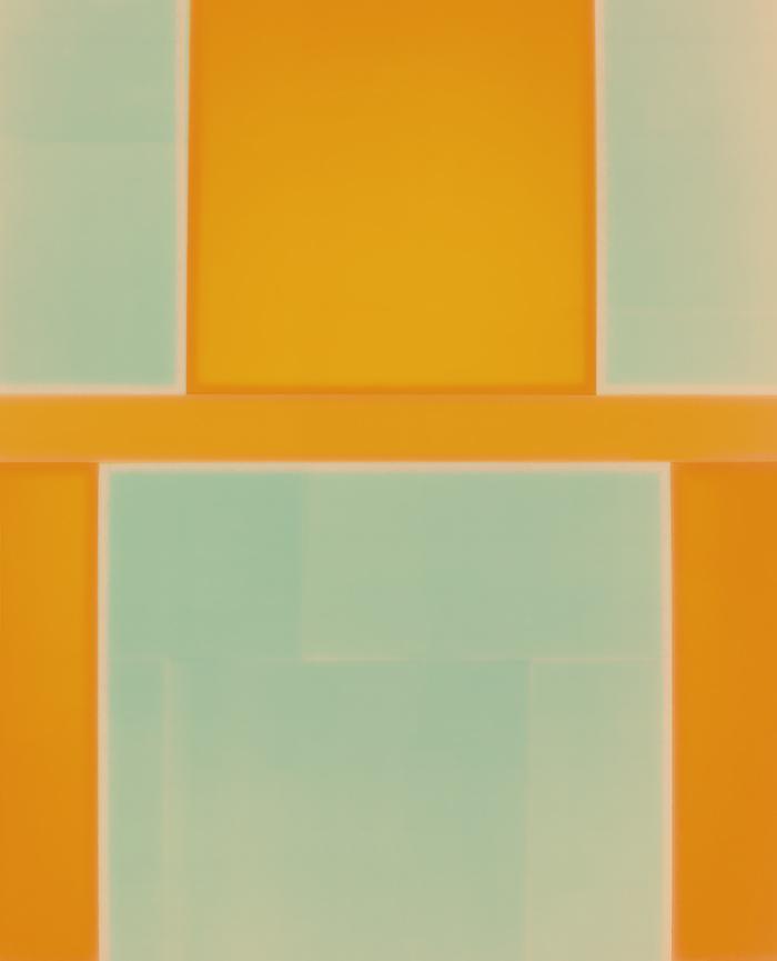 David Mitchell: Boundaries  Dryansky Gallery San Francisco January 29, 2015 – March 12, 2015