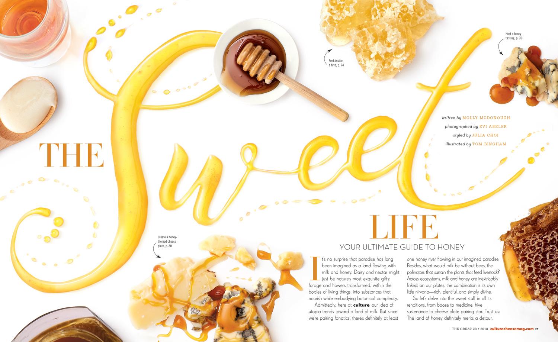 CASE STUDY Culture Magazine- Doughnuts  Cheese\u2014Food Photographer