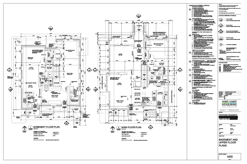 electrical plan for building