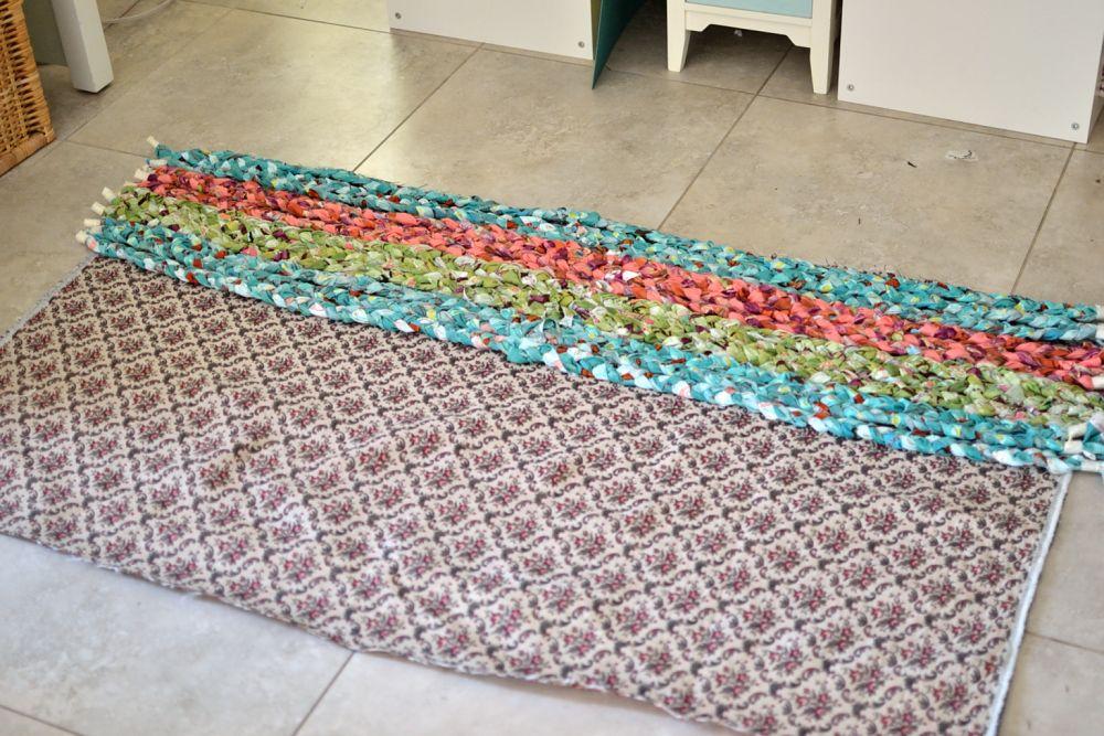 Make A Braided Rug Home Decor