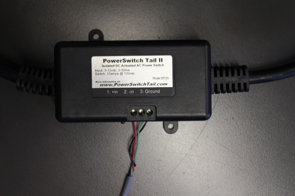Power Switch Tail Control any AC Electrical Device Remotely via