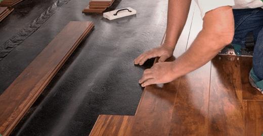 Flooring Installation — Handy Helper Group