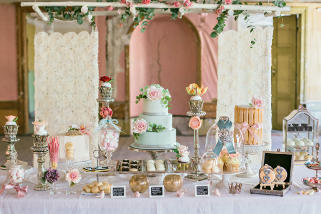 Inspiration And Ideas Dessert Table Costa Rica