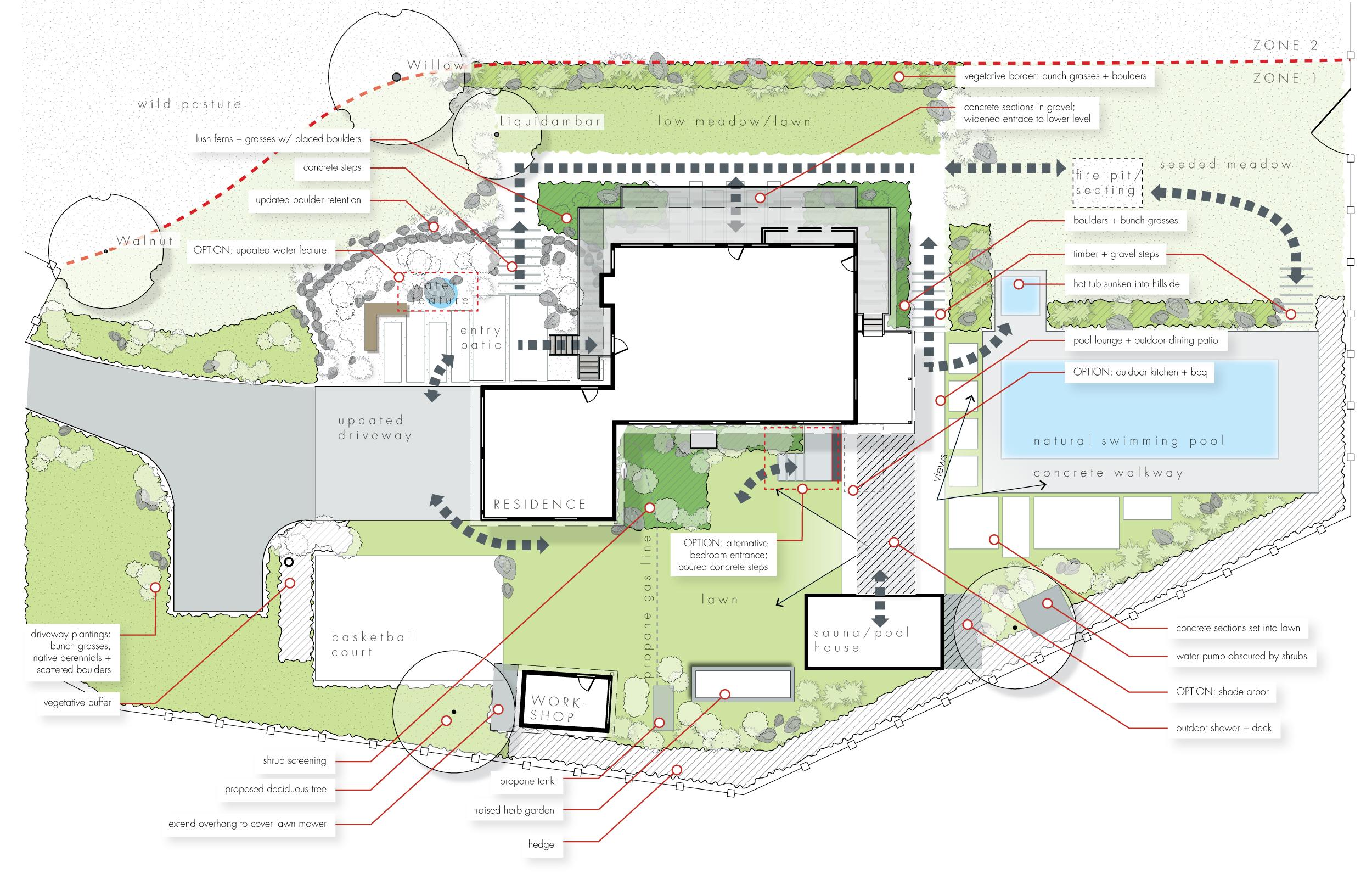 Design Services \u2014 Regenesis Landscape Design + Construction in