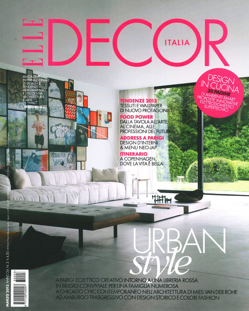 Elle Decor Italia Elle Decor Italia Colortaste