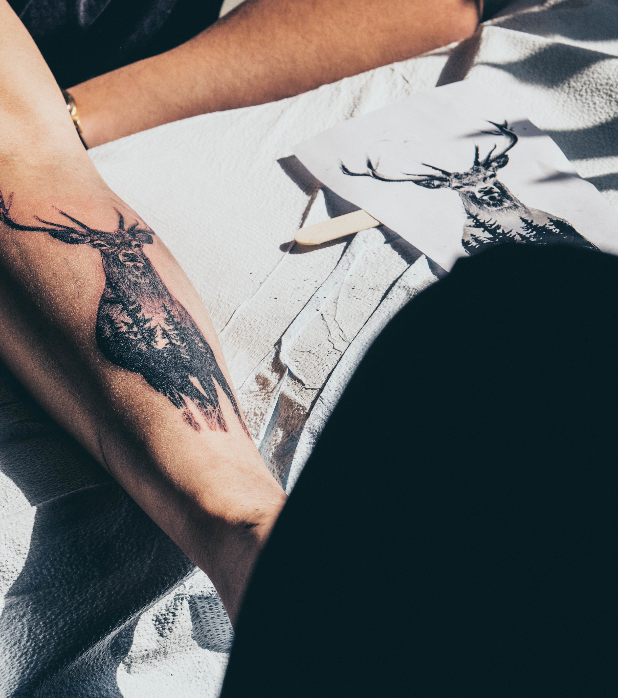 Calligraphy Tattoo Artist Toronto Forever Young Ink