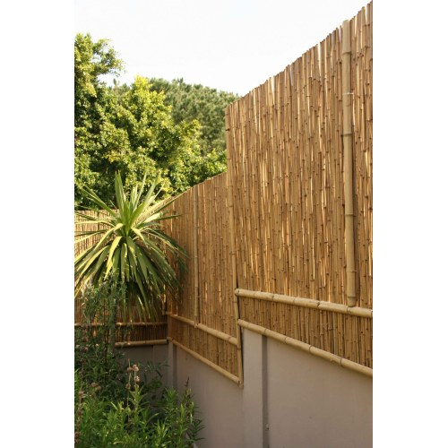 Medium Crop Of Bamboo Privacy Screen