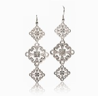 813 Lace Earrings  ONE MEANING