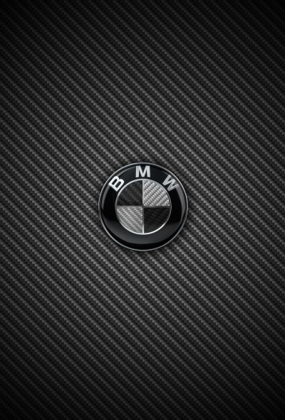 Carbon Fiber BMW and M Power iPhone wallpapers for iOS 7 parallax effect. — Ken Loh