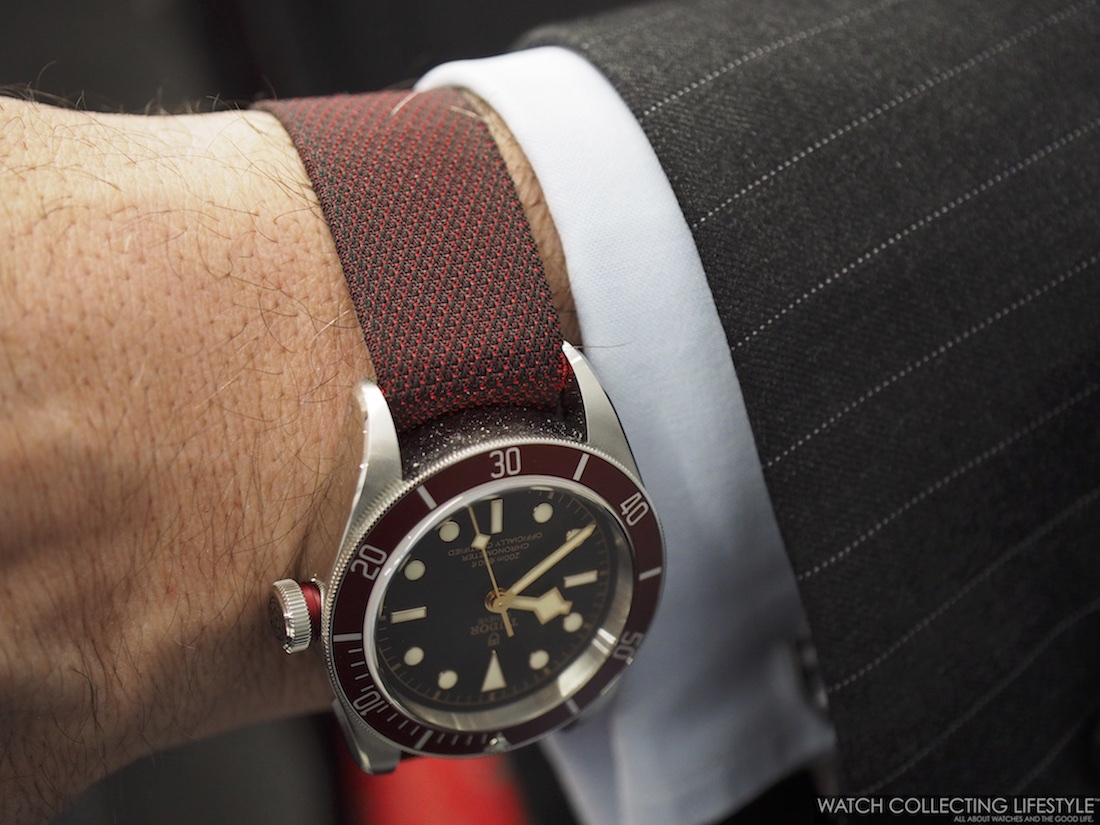 Baselworld 2016 Presenting The New Tudor Heritage Black